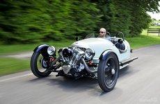 5 mẫu xe 3 bánh nổi tiếng trên thế giới