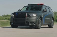 Khám phá thiết kế mới của Dodge Durango Pursuit 2019