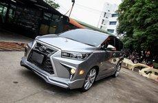 Xe sang Lexus phiên bản độ Toyota Innova chưa đầy trăm triệu