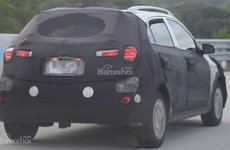 Hyundai i20 Active  facelift mới bị bắt gặp tại Hàn Quốc