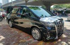 Toyota Alphard 2018 đầu tiên tại Việt Nam nhập khẩu tư nhân, giá đắt gấp đôi chính hãng