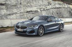 BMW 8-Series 2019 có giá chỉ từ 2,64 tỷ đồng tại Đức