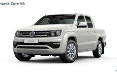 Volkswagen Amarok V6 Core chốt giá chưa đến 50.000 USD tại Úc