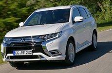 Mitsubishi Outlander PHEV cải thiện nhiều mặt