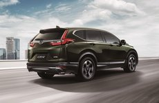 Honda CR-V 2018 và 3 lần điều chỉnh giá chỉ sau 6 tháng bán ra tại Việt Nam