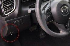 Cách độ nút mở cốp điện xe Mazda 3 tại nhà chỉ với 36.000 đồng
