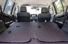 Thiết kế giường nằm độc đáo trên mẫu ô tô SUV