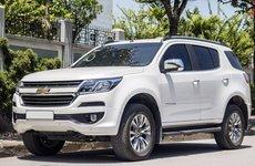 Vừa về nước, Chevrolet Trailblazer 2018 bản đắt nhất đã bị khai tử, chuẩn bị thêm bản rẻ hơn