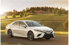 7 mẫu ô tô tái thiết kế đáng tiền nhất 2018: Toyota Camry và Honda Accord?