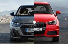 Audi A1 2019 mới và cũ khác nhau như thế nào?