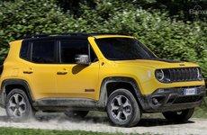 Vén màn Jeep Renegade Limited và Jeep Renegade Trailhawk 2019 cập nhật mới