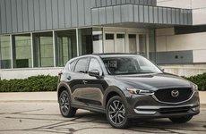 Lãi suất vay mua xe Mazda CX-5 2018 trả góp là bao nhiêu?