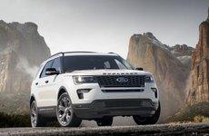 Top 10 SUV đích thực đáng mua nhất: Không thể thiếu Ford Explorer Sport và Range Rover