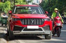 Mẫu xe Trung Quốc bán chạy hàng đầu Việt Nam Zotye Z8 nhái hàng loạt xe sang