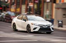 Toyota Camry hybrid sẽ thay thế Avensis tại châu Âu