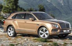 Bentley Bentayga Sport Coupe-SUV sẽ ra mắt vào năm 2019?