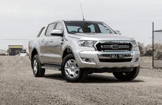 Bán tải Ford Ranger dính án triệu hồi do nguy cơ cháy