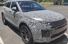 Range Rover Evoque lộ cabin công nghệ cao mới