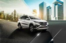 Xem loạt trang bị nổi bật trên Toyota Rush TRD Sportivo 2018 sắp về Việt Nam