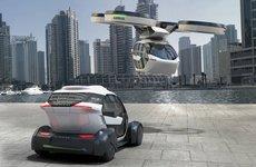 Audi đang dồn lực thúc đẩy dự án ô tô bay