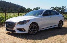 10 thương hiệu xe hơi tốt nhất khi mới sử dụng: Genesis đứng đầu về chất lượng