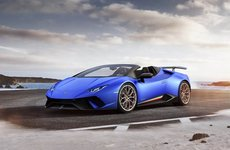 Lamborghini nói không với tăng áp, tiếp tục với động cơ hút khí tự nhiên
