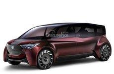 Xe Toyota điện trong tương lai sạc bằng cách đạp như xe đạp?