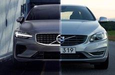 So sánh Volvo S60 2019 thế hệ mới và cũ