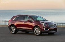 Cadillac XT5 2019 bổ sung thêm trang bị và tăng giá