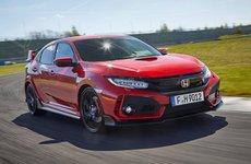 Top 10 xe hot-hatch tăng tốc cực đỉnh: Honda Civic Type R chỉ xếp thứ 8