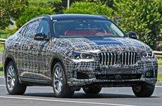 BMW X6 2020 lần đầu lộ ảnh chạy thử, rất giống BMW X5 mới