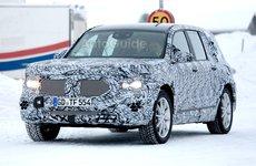 SUV Mercedes-Benz GLB-Class lộ diện toàn bộ tên gọi các phiên bản