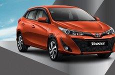 Thông số kỹ thuật Toyota Yaris 2018 nâng cấp mới nhập Thái sắp bán tại Việt Nam