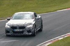 BMW M850i 2019 - Mẫu xe mạnh nhất của BMW lộ ảnh chạy thử