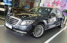 Mercedes-Benz S450L Luxury 2018 thêm mâm mới, tăng thêm giá tại Việt Nam
