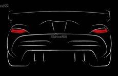 'Kẻ kế thừa' Koenigsegg Agera RS tung teaser mới trước khi ra mắt tại Geneva 2019