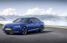 Audi A4 2019 chính thức ra mắt với đầu xe chỉnh sửa nhẹ