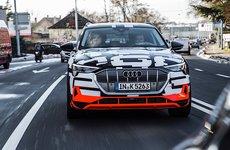 CEO bị bắt giam, Audi E-Tron Quattro hoãn ngày ra mắt