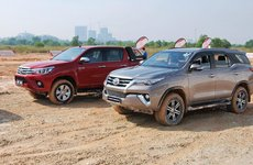 Vì sao Toyota Fortuner và Toyota Hilux bất ngờ tăng giá mạnh?
