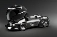 Audi hé lộ concept xe tải hầm hố hơn Tesla Semi