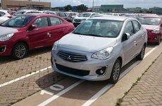Lô xe Mitsubishi miễn thuế chính thức cập cảng Việt Nam