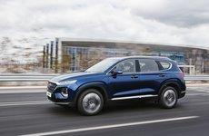 Hyundai Santa Fe 2019 mở bán với giá 584 triệu đồng, sắp về Việt Nam