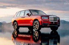 Rolls-Royce sẽ không sản xuất SUV nhỏ hơn Cullinan