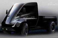 Elon Musk khoe xe bán tải điện với tầm vận hành 805 km