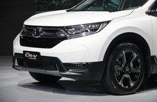 Chỉ 150 xe Honda CR-V cập cảng Hiệp Phước ngày 27/6, giá càng thêm chát