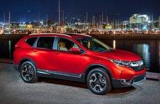 Xe Nhật thống trị bảng xếp hạng SUV tiết kiệm nhiên liệu nhất 2018