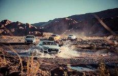 Vẻ đẹp tuyệt mỹ của Audi Q8 nơi vùng hoang mạc Chile