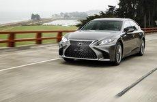 Lexus dự định ra mắt một mẫu xe pin nhiên liệu mới