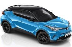 Crossover Toyota C-HR thêm bản đặc biệt mới Design Edition
