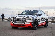 Dự án SUV chạy điện của Audi bị hoãn vô thời hạn do CEO đương nhiệm bị bắt